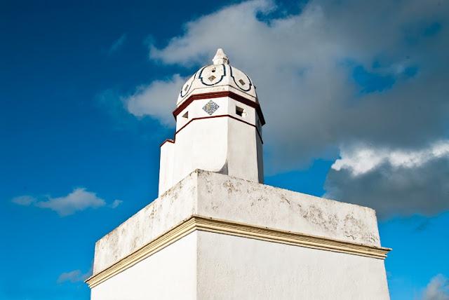 Torre Tavira em Cádis