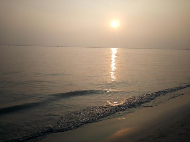 Sunset In Bangladesh