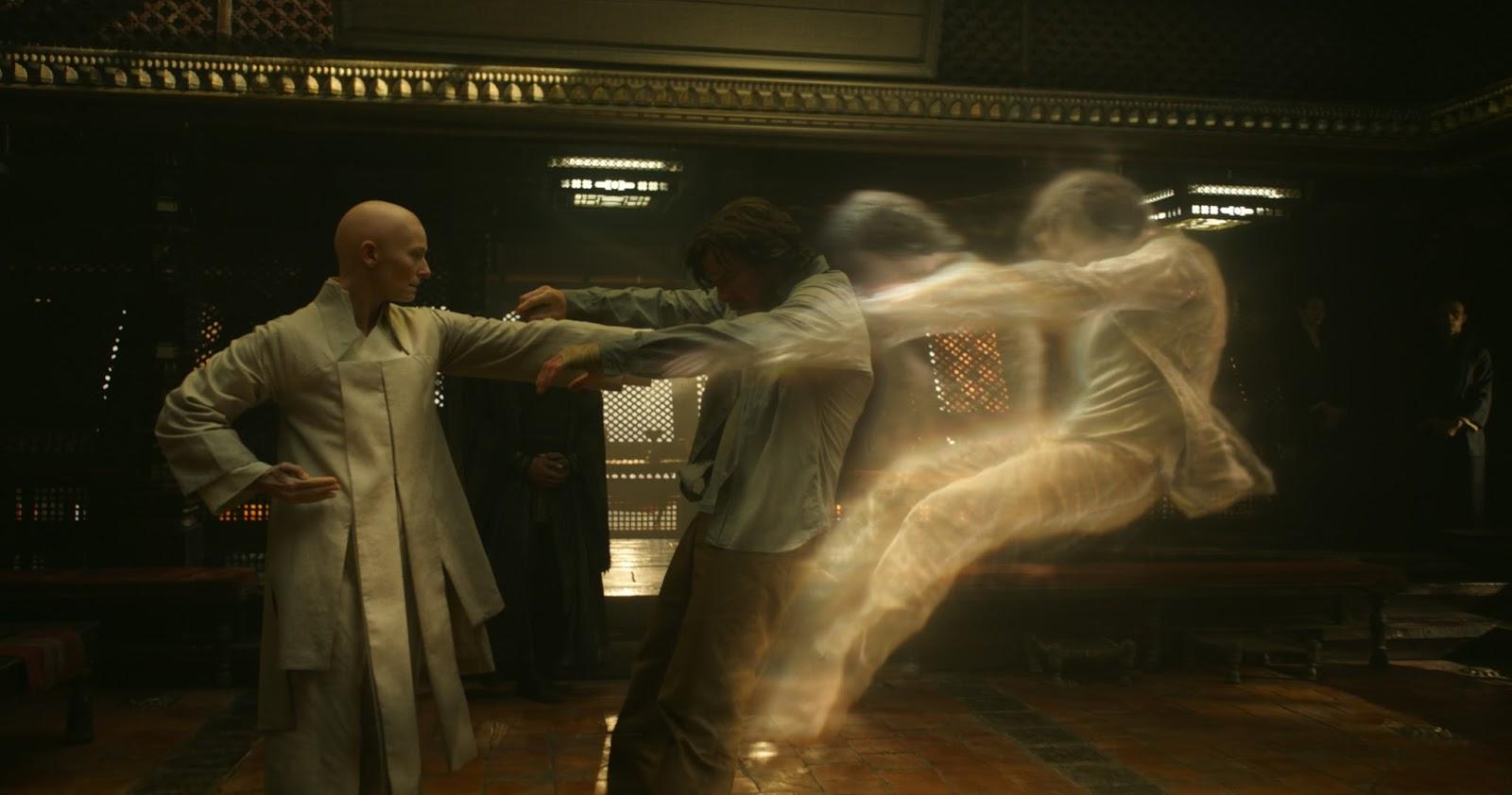 Secret Transmissions: Mainstream Mysticism: Doctor Strange