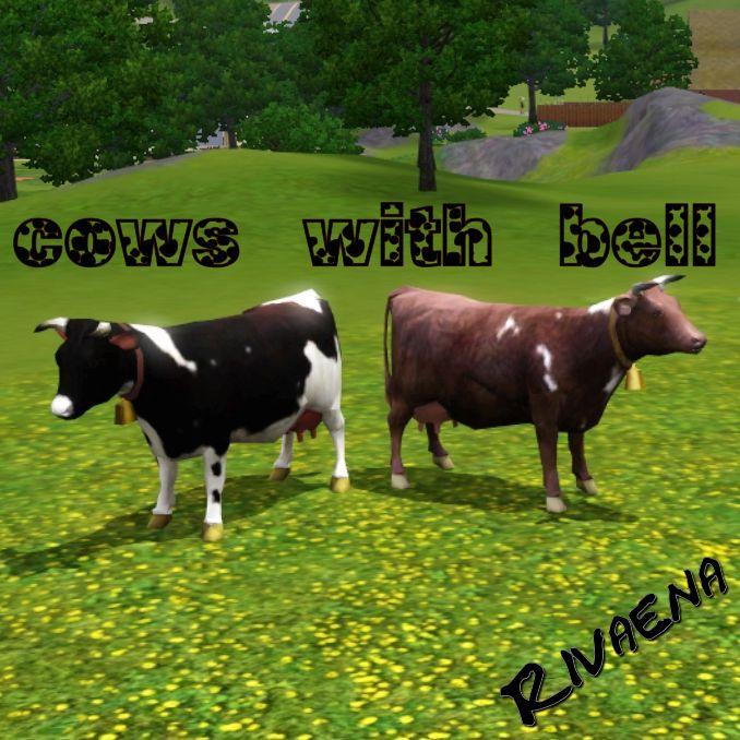 My little workshop! for sims3 - Страница 6 Cows%2Bwith%2Bbell