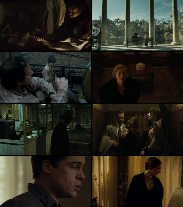 The Curious Case Of Benjamin Button 2008 Dual Audio Hindi 720p BluRay