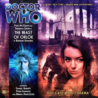 Big Finish Doctor Who The Beast of Orlok