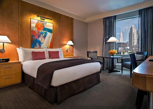 Hotel Sofitel em Nova York