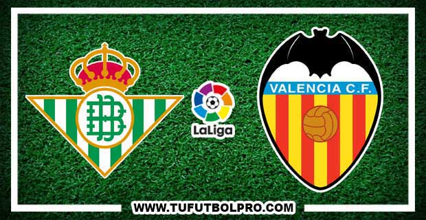 Ver Betis vs Valencia EN VIVO Por Internet Hoy 11 de Febrero 2017