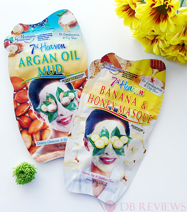 Affordable Face Masks for Sensitive Skin from 7th Heaven