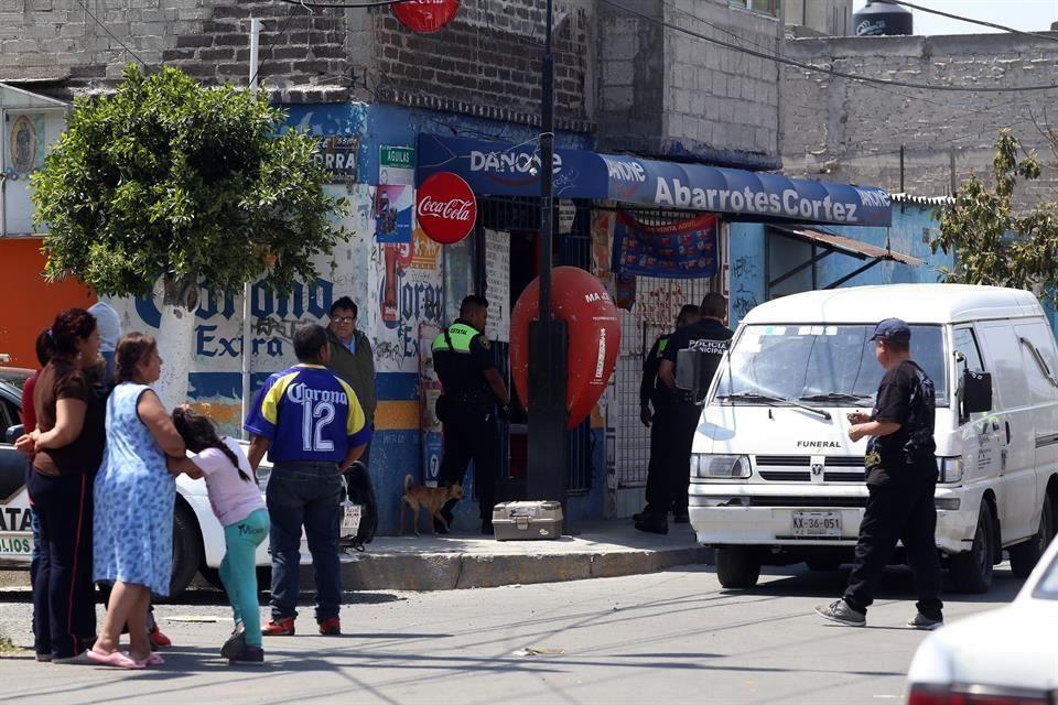 Asesinan a dos hombres en ecatepec uno por oponerse al for Jardin 7 hermanos ecatepec