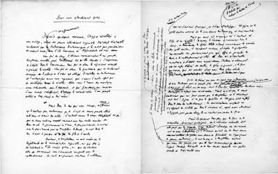 Albert Camus, L'enfant grec