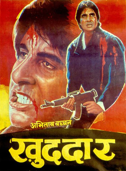 Khud-Daar (1982) Full Movie Hindi 720p HDRip ESubs Download