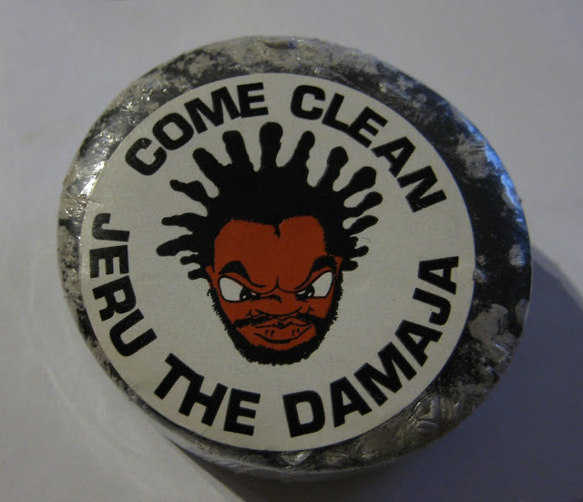 Jeru The Damaja Come Clean Soap Bar Promo