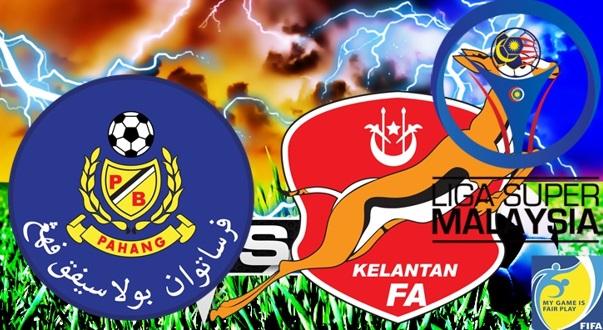 Live Streaming Pahang vs Kelantan 6 Mei 2017