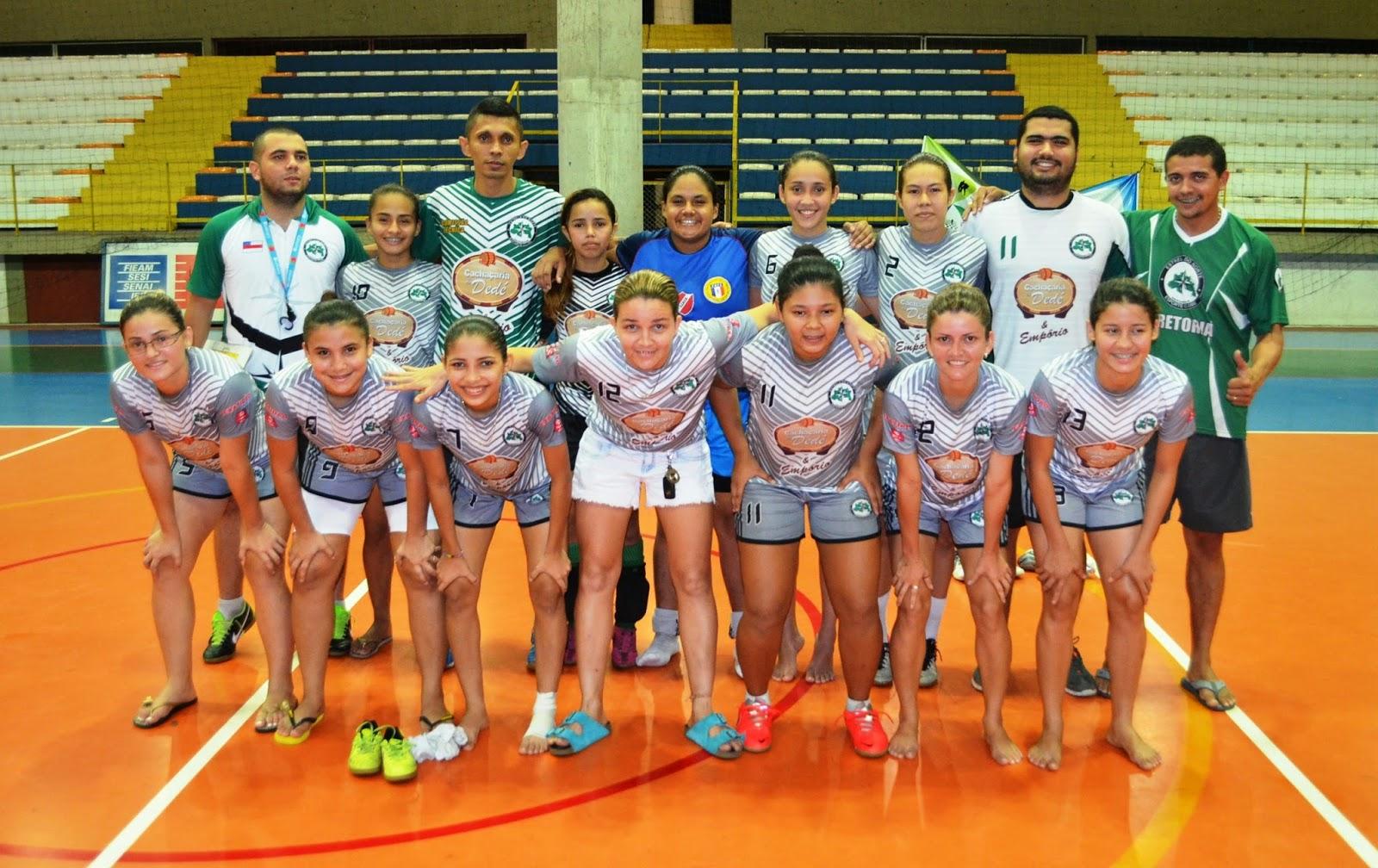 ef2304bfcbb82 Manaus AM - Os finalistas do Campeonato Amazonense Adulto Feminino de Futsal  serão conhecidos nesta quinta-feira (11 12)