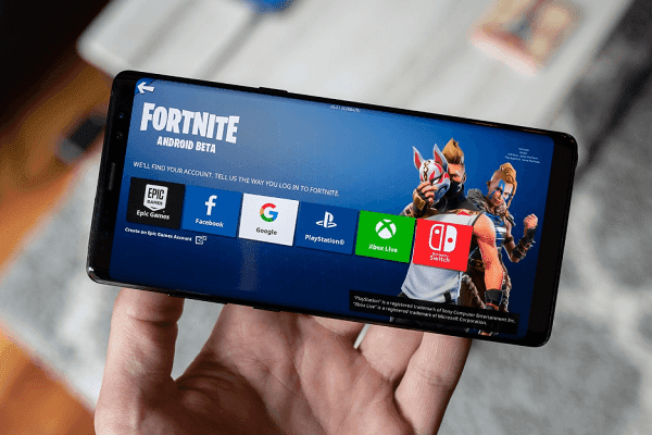 Fortnite no longer needs an invite until you upload it: anyone can now download it from the official website
