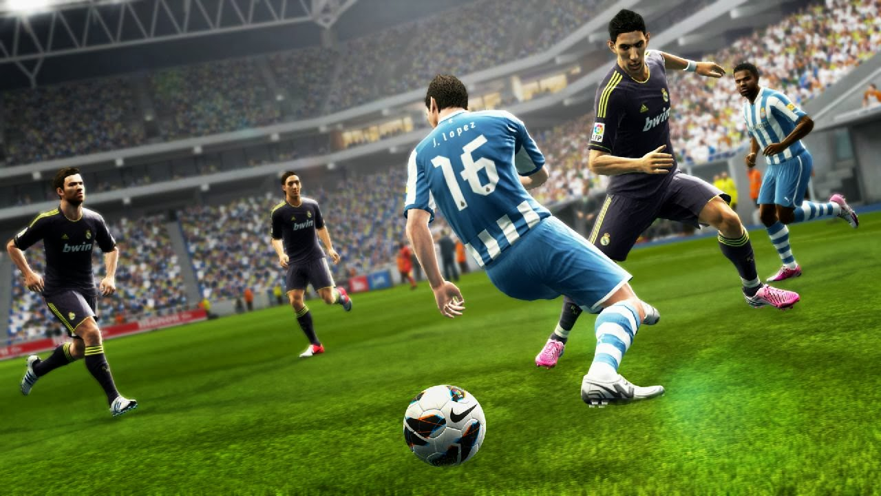 get your free key for pro evolution soccer 2013