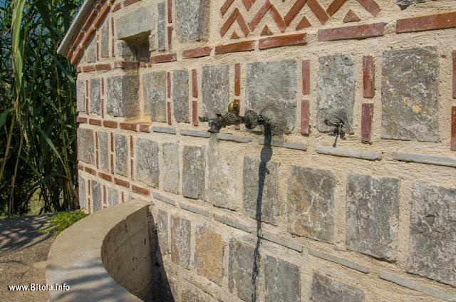 St. Elijah (Св. Илија) monastery in village Dragosh, Bitola municipality, Macedonia