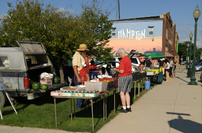 Franklin County Iowa Farmers Market
