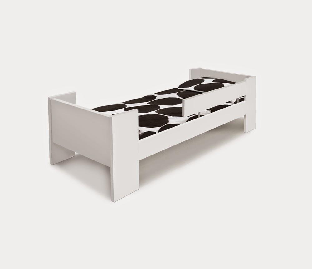 nukku sänky Vaniljahouse: Nukku kalustesarja nukku sänky