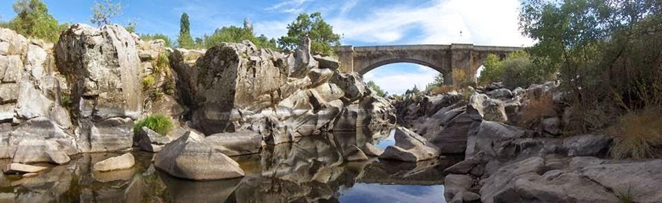 """15/Junio. Concurso Fotográfico """" Entre dos puentes"""". Puente Congosto"""