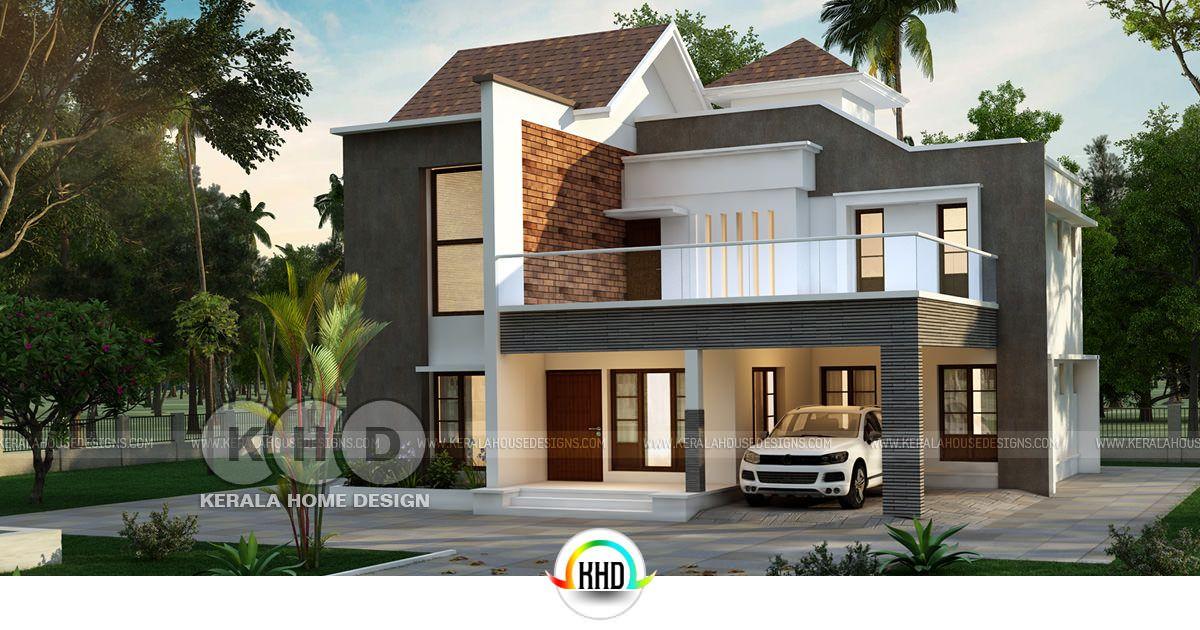 Year 2019 House Design Starts Here Kerala Home Design
