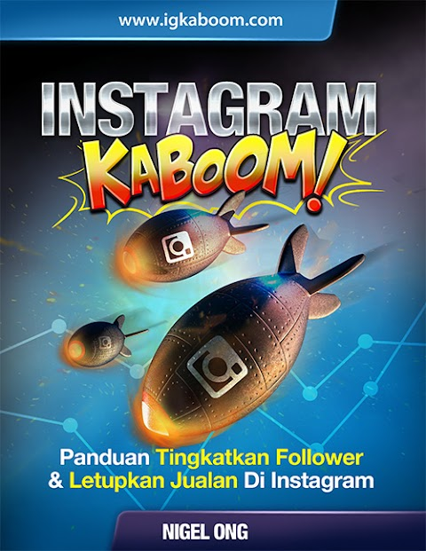 Ebook Malaysia - Instagram Kaboom