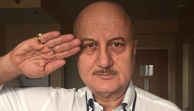 Bollywood actor Anupam Kher came out in support of Times Now Editor Arnab Goswami, who was recently attacked by fellow journalist Barkha Dutt.  In an video message, Anupam Kher said Arnab Goswami had the support of millions of Indians for whom India came first.
