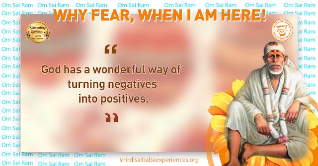 Shirdi Sai Baba Blessings - Experiences Part 2537