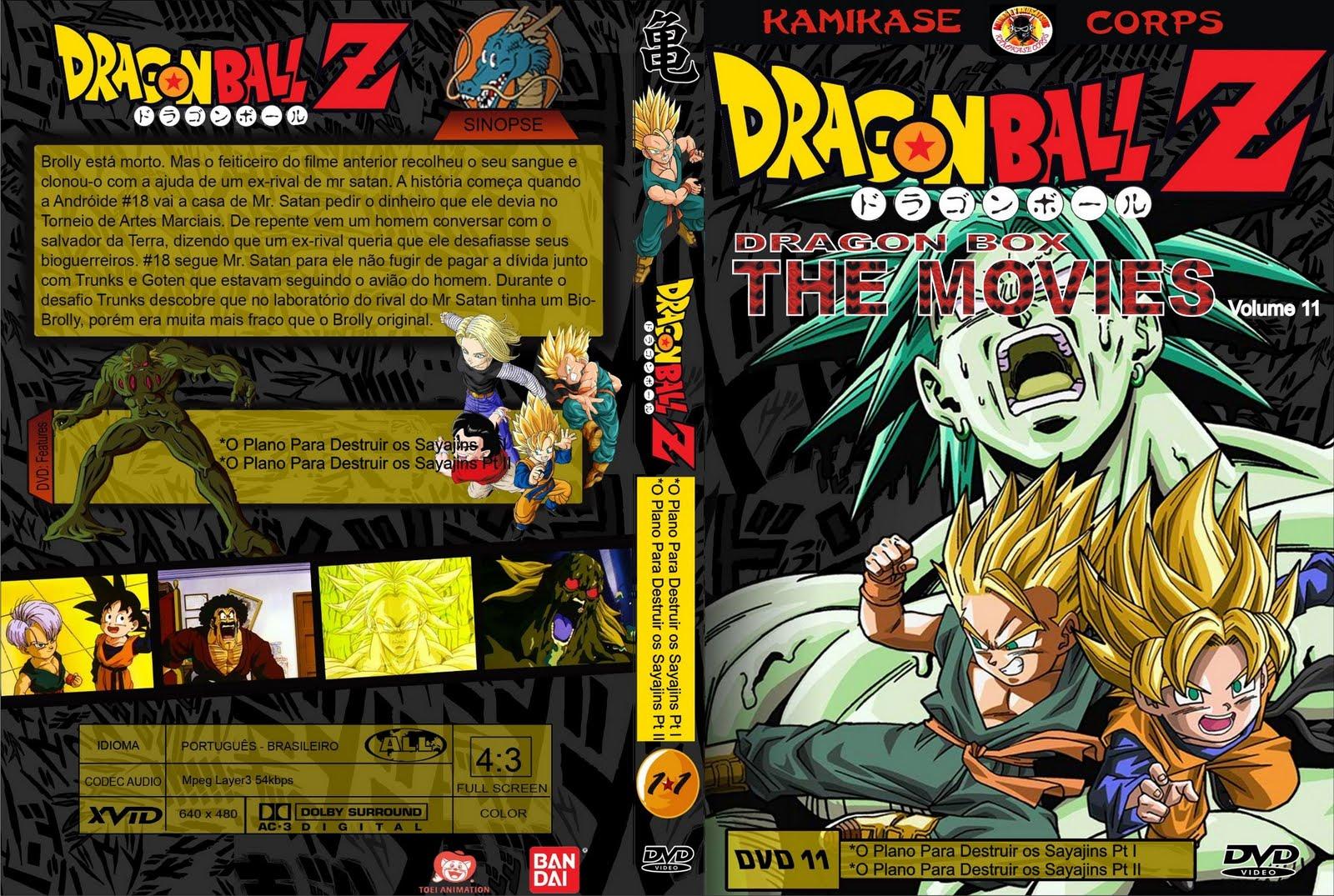 Dragonball Z Filme Stream Kinox