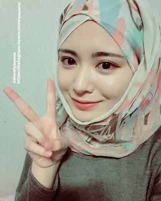 Kumpulan Foto Cewek Cantik Berjilbab Terbaru 2016
