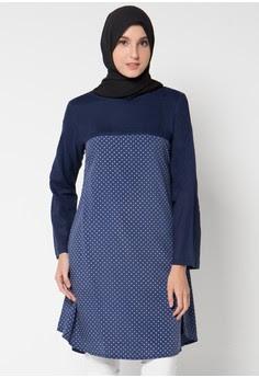 Contoh Baju Muslim Wanita Casual