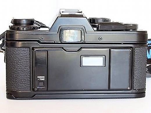 Olympus OM-10 QD, 1980