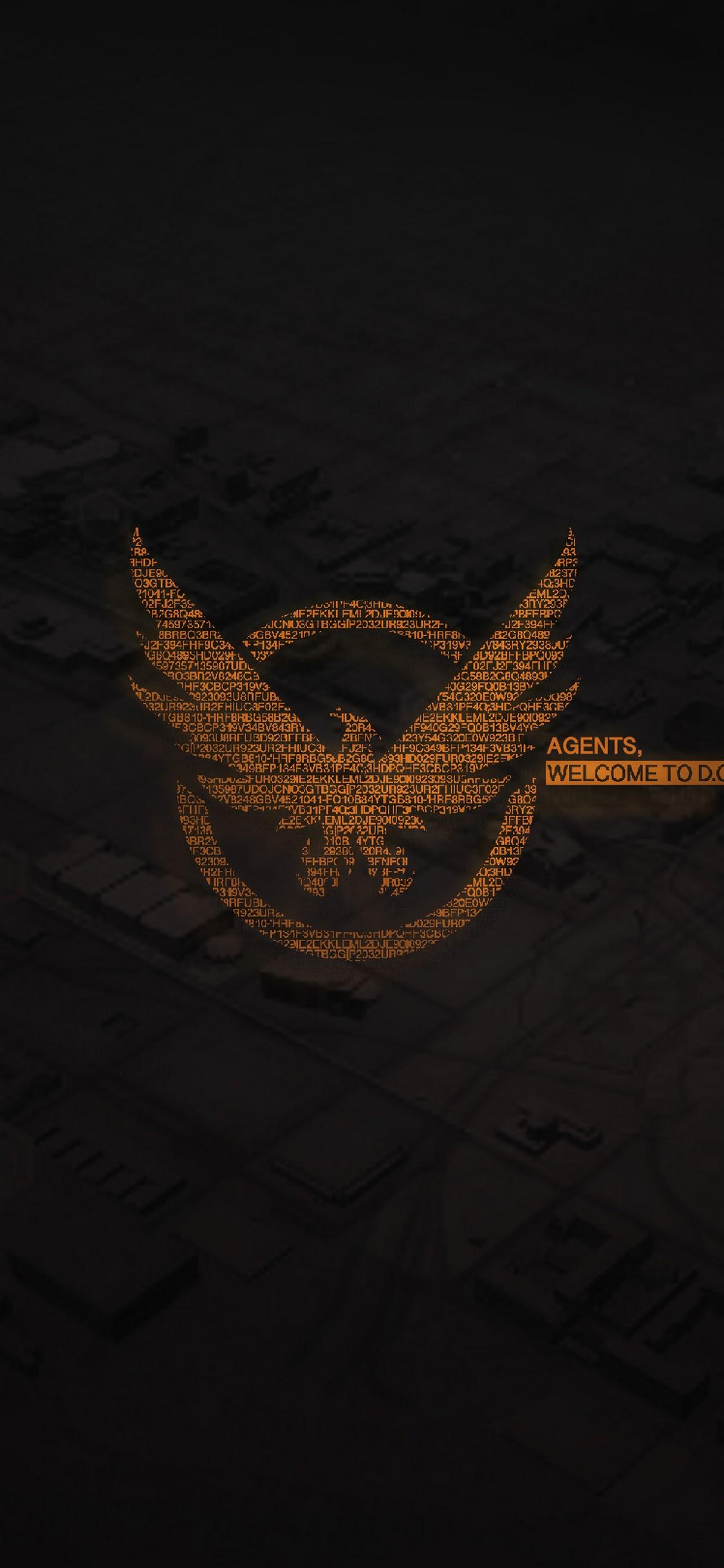 The Division 2 Shd Logo 4k Wallpaper 29