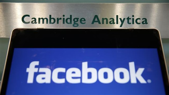 Cambridge Analytica shutting down over Facebook scandal