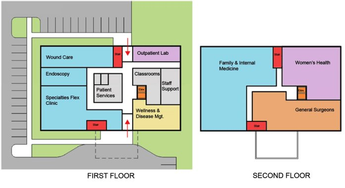 medical office building floor plans office home plans