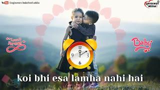 Koi Bhi Aisa Lamha Whatsapp Status Video