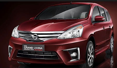 Update Harga Nissan Grand Livina All New 2017