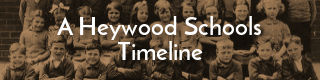 Link to a timeline of schools in Heywood, Lancashire.