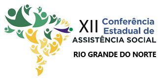 Resultado de imagem para LOGOMARCA DA 12ª CONFERENCIA ESTADUAL DE ASSISTÊNCIA SOCIAL DO RIO GRANDE DO NORTE