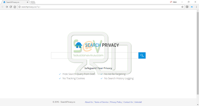 SearchPrivacy.co (Hijacker)