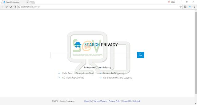 SearchPrivacy.live (Hijacker)
