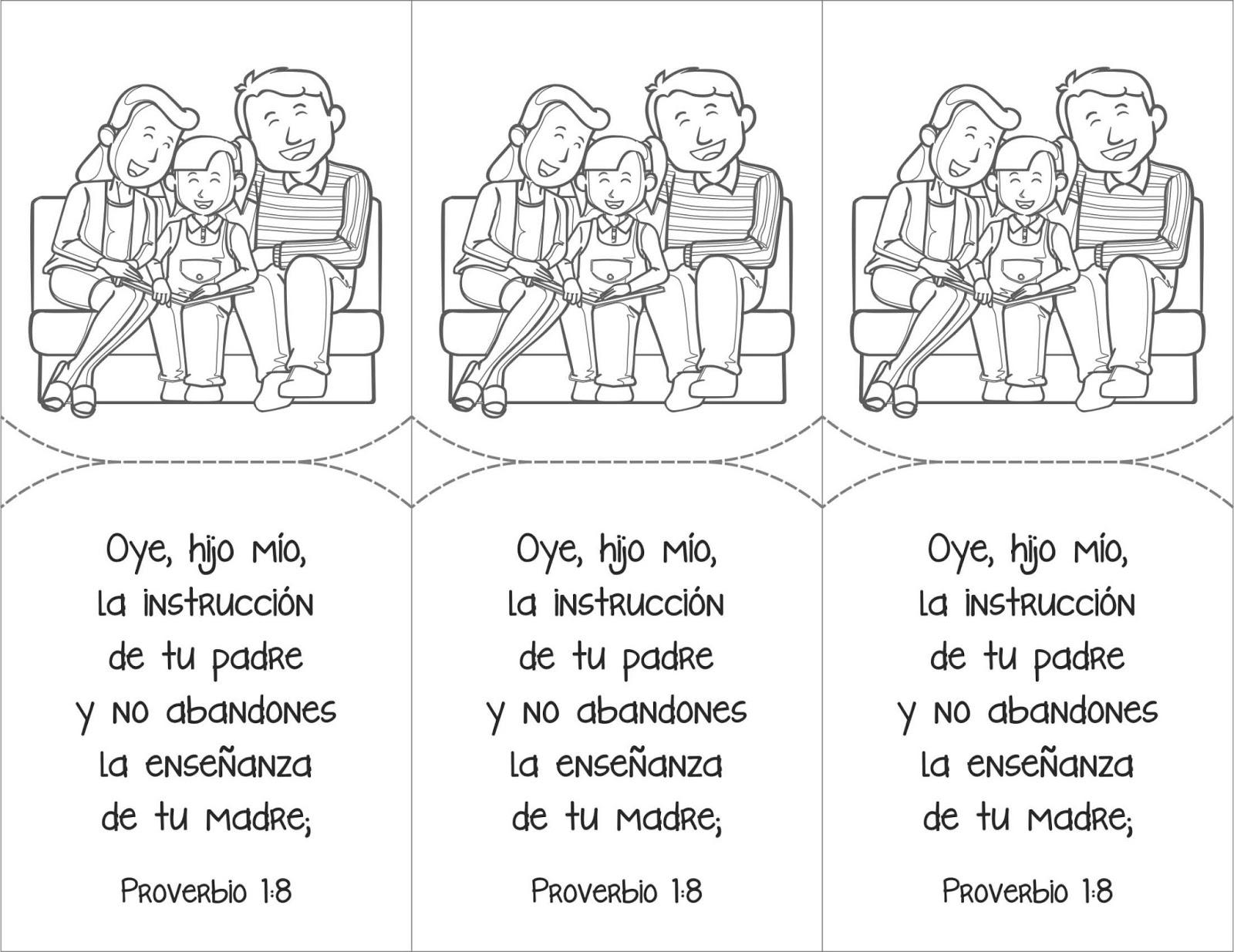 Biblia Ideas La Familia The Family