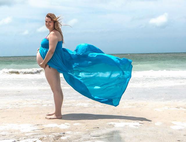 Beach Maternity Shoot Tampa Photography Tampa, Florida. Chelsea Shoots People