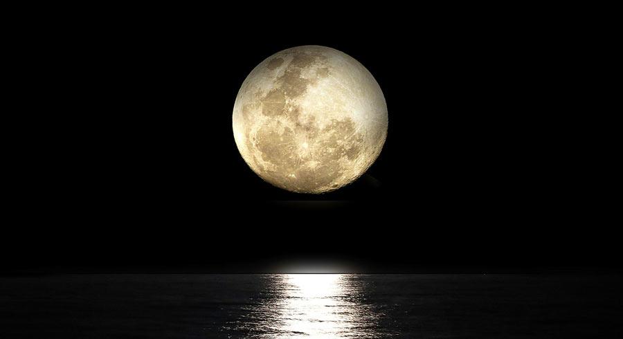 Test: Qué tan sensible eres a la energía  lunar