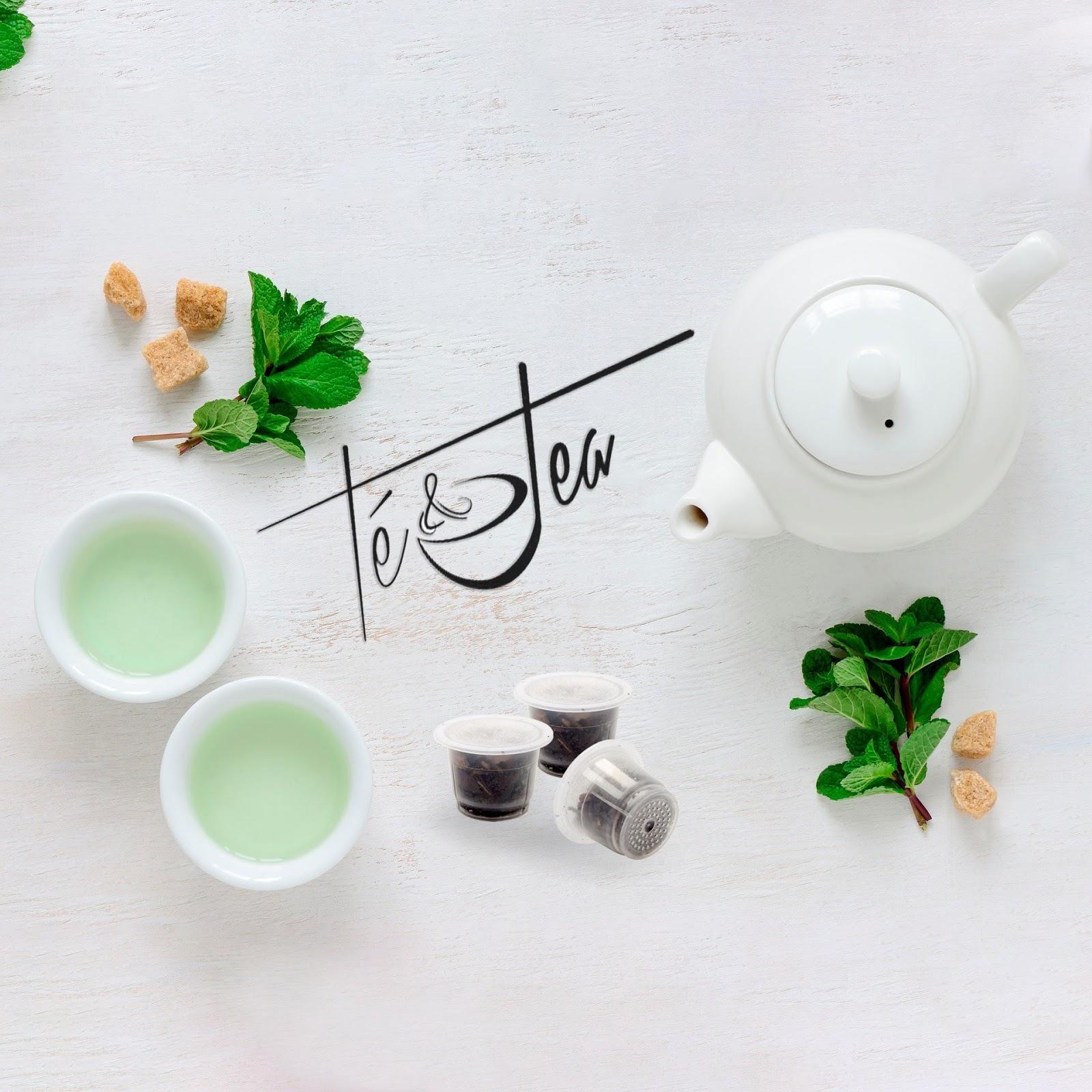 Agora você pode preparar chá utilizando máquinas de café expresso