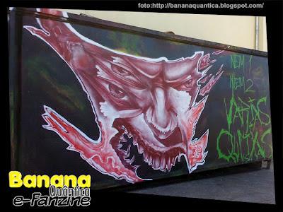 Street Art na 408/409 norte