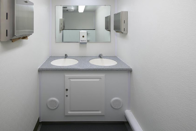 The Commercial Vanity Area
