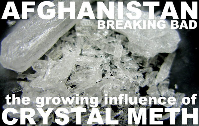THINK TANK | Afghanistan Breaking Bad: The Growing Influence of Crystal Meth