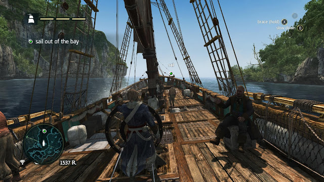 Assassins Creed IV Black Flag - Captura 2