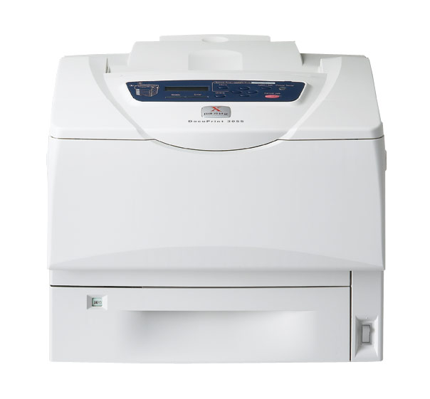 How to setup Xerox DocuPrint P8e driver from Install file