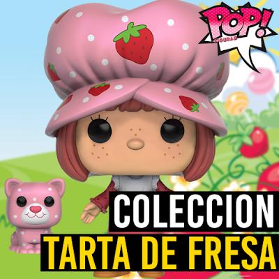 Lista de figuras funko pop de Funko POP Tarta de Fresa
