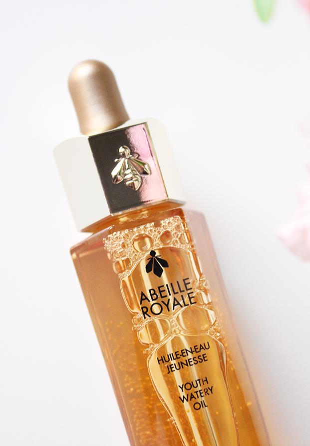 Probamos el Aceite Acuoso Abeille Royale de Guerlain