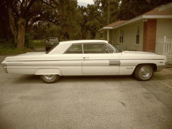 1962 Oldsmobile Ninety Eight Sport Auto Restorationice